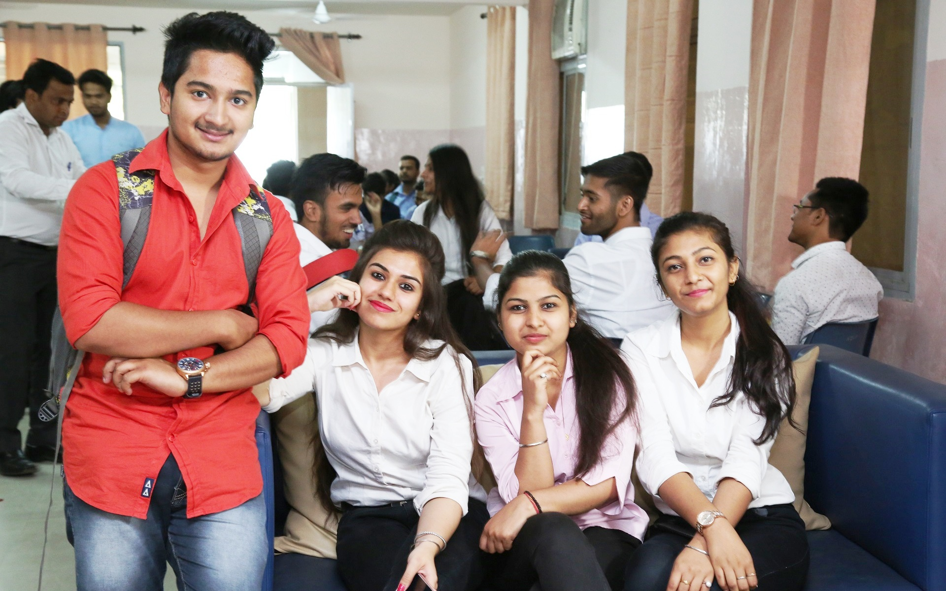 Best College Placements with all round development